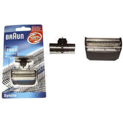 Combi pack grille Braun Synchro system