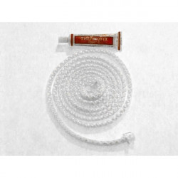 WA-99216 Fibre céramique fibre diamm 12 mm + colle