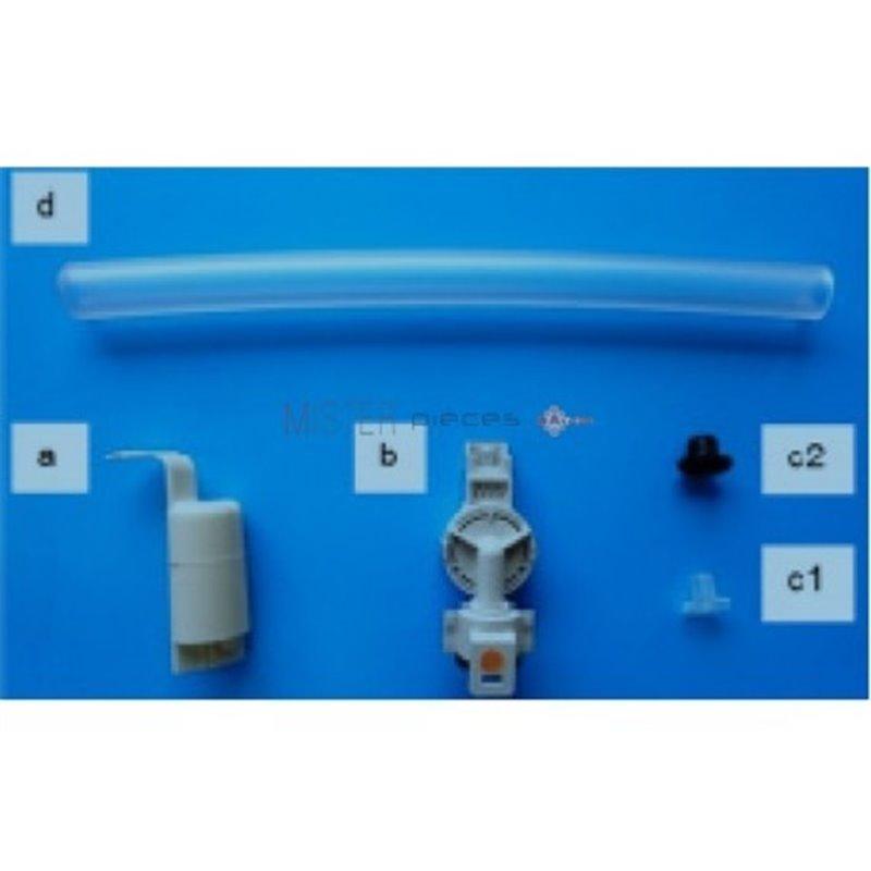 UFK001 - Filtre compatible Whirlpool pour tout réfrigérateur