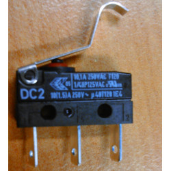 MICROSWITCH DC2C-L1AA 1.5A ROBLIN 133.0057.269