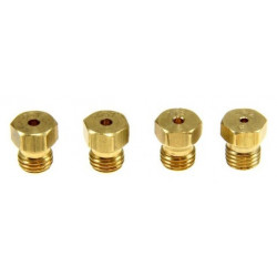 900236 Kit injecteurs Gaz Naturel pour plaque Newline 900236