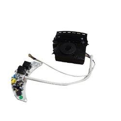 Thermostat gaz sans capuchon, bouton et coude SIT type MINISIT 710 t.max. 210°C 70-210°C