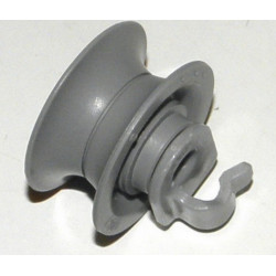 52538 Vestel Roulette de panier supérieur pour lave-vaisselle