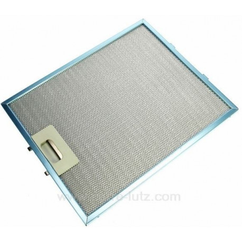 filtre métal (260 x 320 mm) pour hotte - indésit c00076591