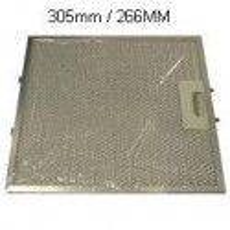 Filtre à graisse métal pour hotte - Faure 4055250429