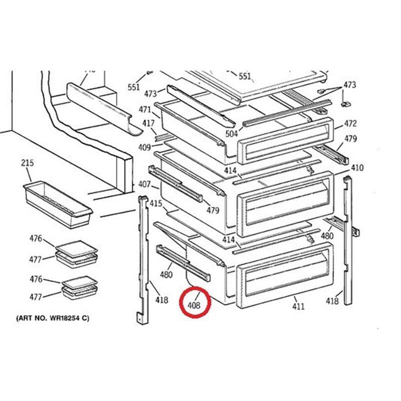 Sécurité électromagnétique compatible Miele 826412