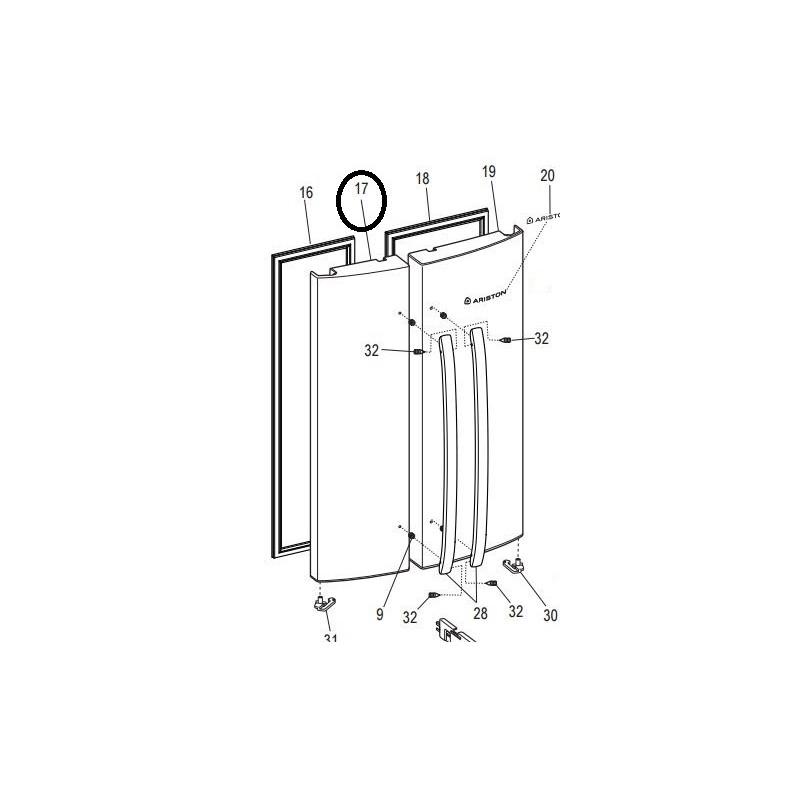 rfrigrateur combin whirlpool froid ventil gallery of trendy rfrigrateur combin with rfrigrateur. Black Bedroom Furniture Sets. Home Design Ideas