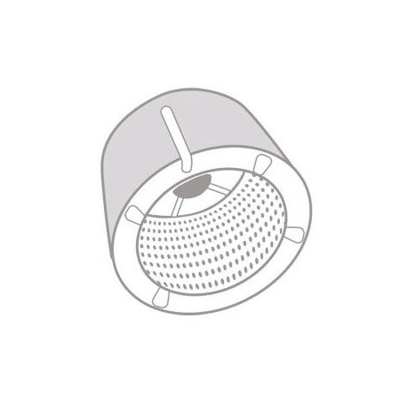 481073593741 Whirlpool Tambour pour lave-linge Top