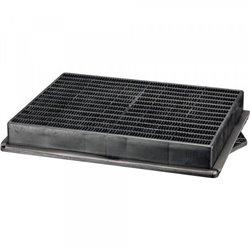 Verseuse+couvercle noire 10 tasses pour cafetière Krups F0344210F