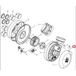 Module Thermo electrique pour machine a biere KRUPS MS-621849
