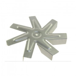 Hélice de ventilation pour four LG DG67-00001B