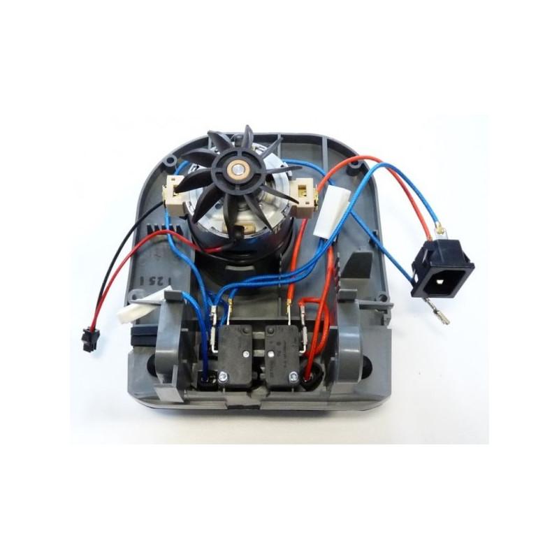 moteur et ventilation complet seb actifry family ss 995195. Black Bedroom Furniture Sets. Home Design Ideas