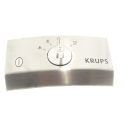 Vanne + bouton + cadran machine a café Krups MS-622910