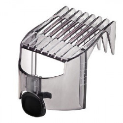 Peigne / petit 3-15 mm pour tondeuse titanium wet et dry rowenta CS-00135749