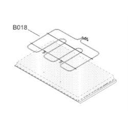 Module de puissance pour sèche linge lg EBR50559305