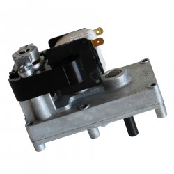 Moto-réducteur de vis sans fin 2 tours par minute pour poêle à pellets