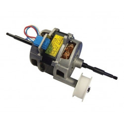Ensemble moteur + poulie pour sèche-linge LG 4681EL1003A