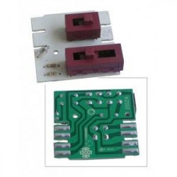 Module Electronique + 2 Inters pour hotte Rosieres 49007747
