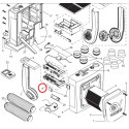 Module électronique pour vmc double flux Prométéo HR 400 PLUS Vortice 1000000175