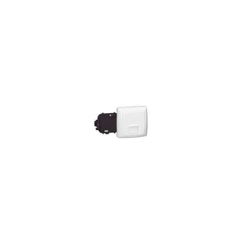 prise rj45 num ris internet 8 contacts appareillage saillie composable legrand 086133. Black Bedroom Furniture Sets. Home Design Ideas