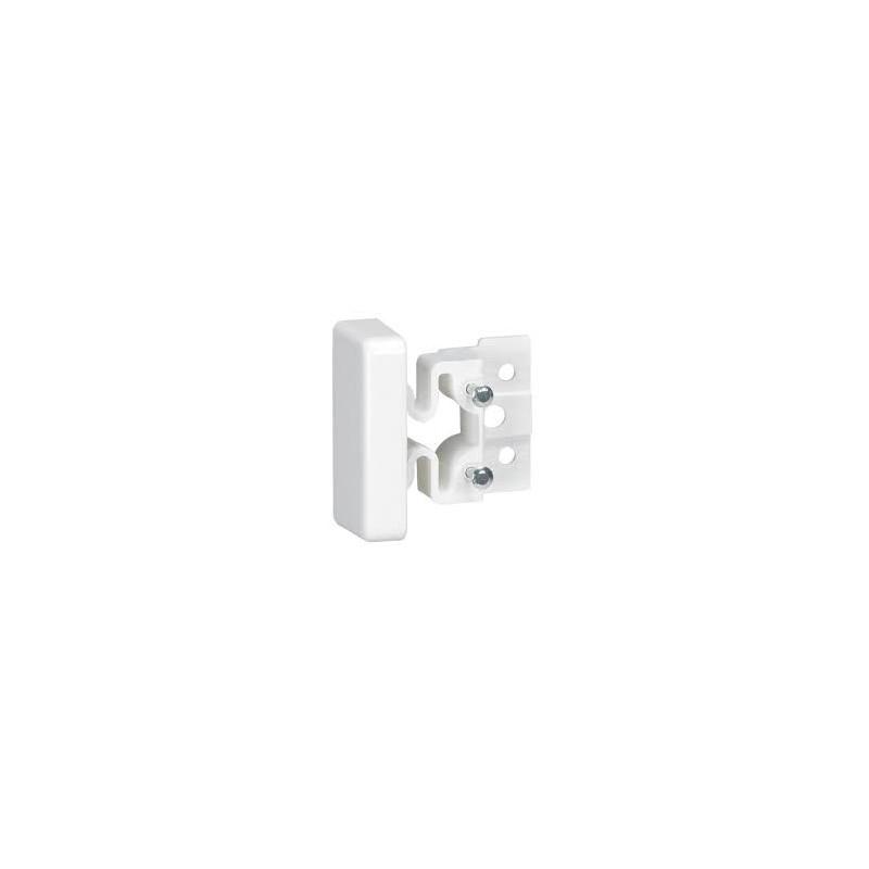 embout pour moulure dlplus 32x16 blanc legrand 031207. Black Bedroom Furniture Sets. Home Design Ideas
