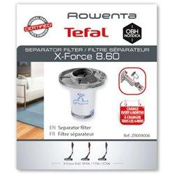 Filtre anti graisses métallique pour hotte Electrolux 50248271004