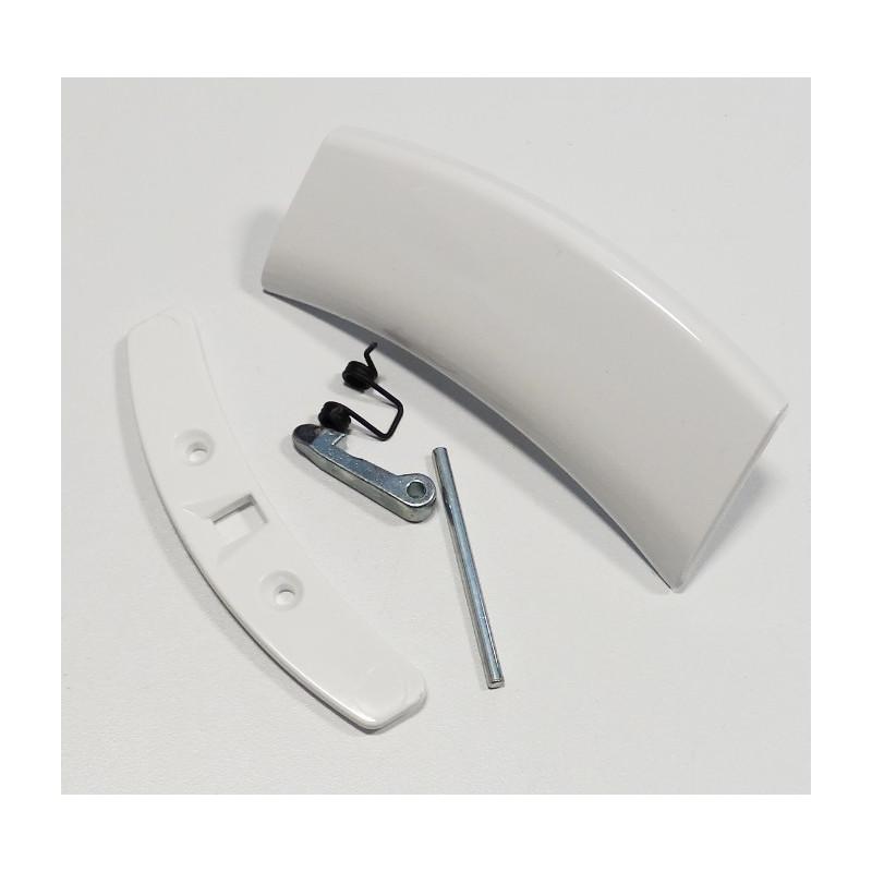 ensemble poign e de hublot pour lave linge electrolux 50292022006. Black Bedroom Furniture Sets. Home Design Ideas