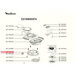 Filtre a charbon pour hotte Airlux CR200