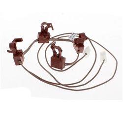 Ampoule pour réfrigérateur US General Electric 10S6/10BB