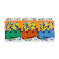 EPONGE SCRUB DADDY COLORS