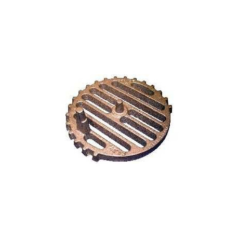 301901-Grille ronde Franco belge