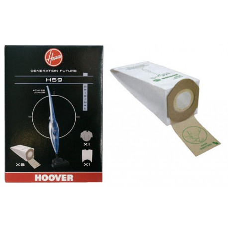 H59-hoover- Sac Aspirateur type H59 Balai Athys Junior