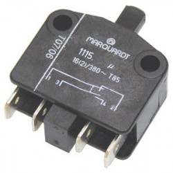 045589 - micro interrupteur 16A 4 contacts