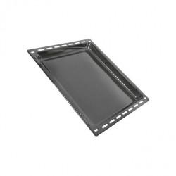 Plaque Lèchefrite pour four AEG 3531939225 - Dim 422 x 370 x 33 mm