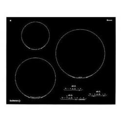 Dessus vitro pour table de cuisson DE DIETRICH 74X9754