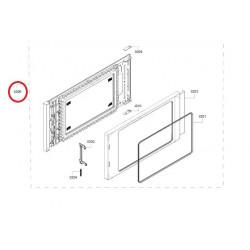 Porte complète pour four à micro-ondes Neff 00772426