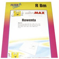 481281718606 sac aspirateur rowenta / 4 sacs +1 fm