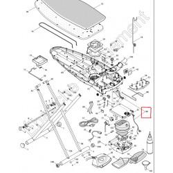 Cordon de liaison pour table Euroflex 6109851