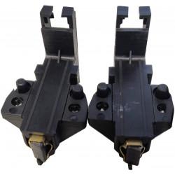 Charbon moteur pour lave linge Ikea Whirlpool 481931088529, 481931038652