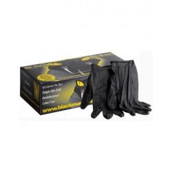 Gants de protection en latex taille XL 9/10 boite de 100