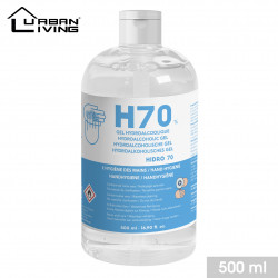 Solution Hydroalcoolique, 500ml à pompe