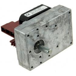 Moto-réducteur de vis sans fin 1 tour/minute pour poêle à pellets