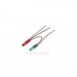 Bloc lampe pour congelateur Whirlpool 481913448513, 481213448371