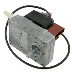 Moto-réducteur de vis sans fin 2 tours/minute pour poêle à pellets