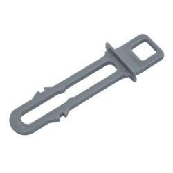 Crochet de porte pour lave-vaisselle Hotpoint C00282807