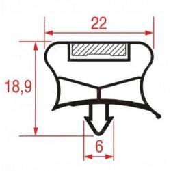 JOINT A ENCASTRER 620x410 mm