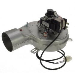 Ventilateur extracteur de fumée pour poêle à pellets