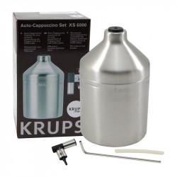 Accessoire Cappuccino + Pot À Lait Inox XS600010 krups