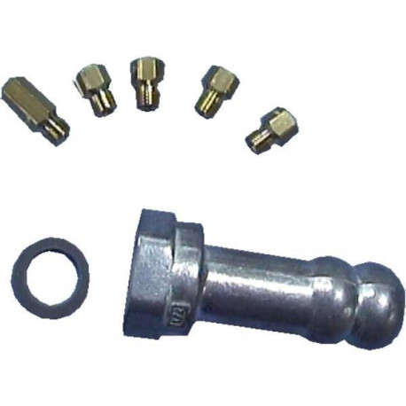 6033004992- Kit injecteur Gaz Naturel Arthur Martin, Elecrolux