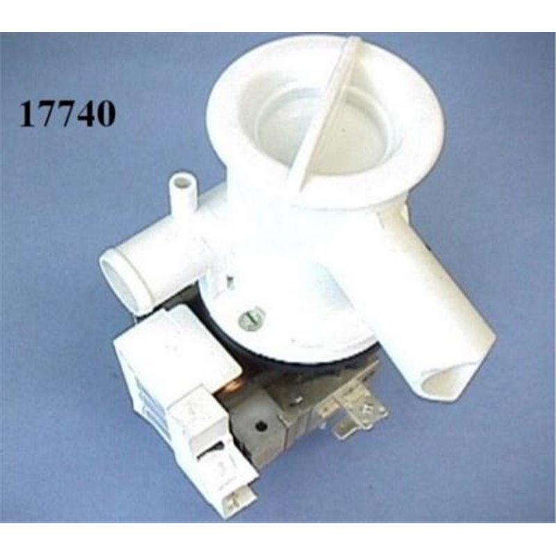 Poignée hublot en métal Vestel 37229100